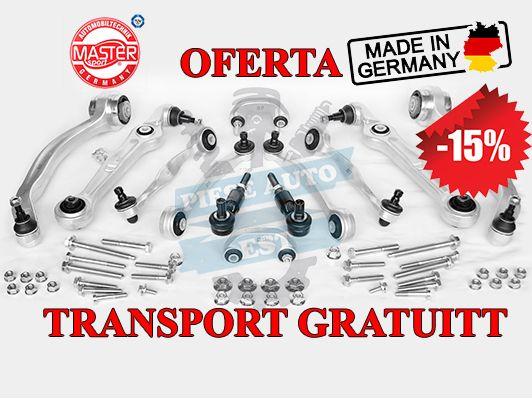 Kit brate VW Passat Audi A4 B5 Skoda Superb - Master Sport Germania