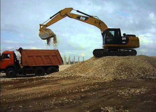 Пгс щебень черназем перегной глина грунт мелкий песок вывоз мусора