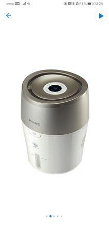 Umidificator de aer Philips HU4803/01, Tehnologie NanoCloud, Rezervor
