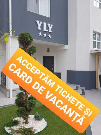 Vila YLY Eforie Nord , acceptam card și tichete de vacanță ptr.cazare