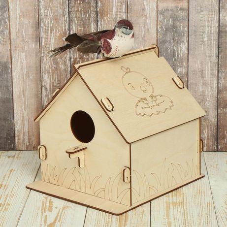 Скворечник гнездо для птиц