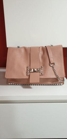 чанти естествена кожа Zara,Guess,Tommy Hilfiger ,Patrizia Pepe