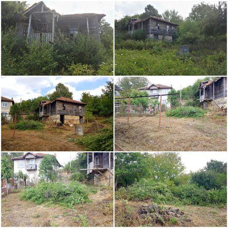 Почистване на двор , терени , парцели , къщи , рязане на дърва, косене