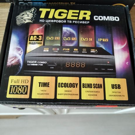 Receiver TIGER combo