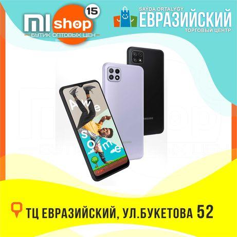 MiSHOP15 Samsung Galaxy A22 64/128 (ТЦ Евразийский, ул. Букетова 52)
