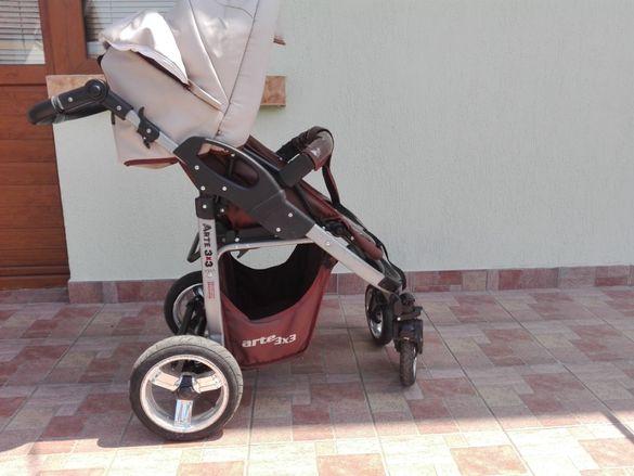 Детска количка Арте 3х3