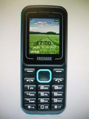 Telefon 2 cartele quadband NOU, multiple funcții, garanție 2 ani