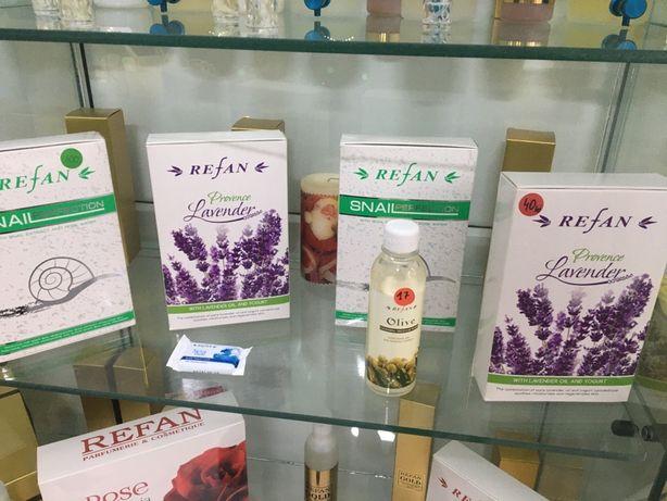 Seturi cosmetice Refan unicat in România