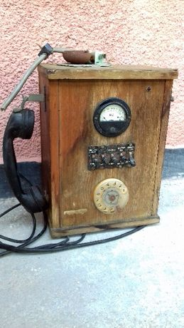 стара телефонна централа