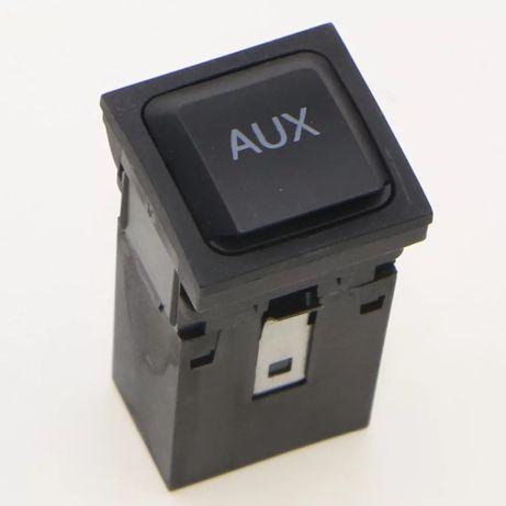 Cablu AUX Jack aux-in buton Golf 5 6 Jetta RCD 210 300 310 510 RNS 315
