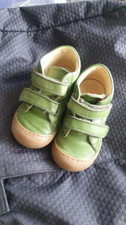 Ботинки детские кожаные Naturino для первых шагов