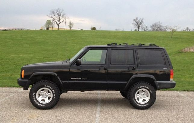 Inaltare Suspensie Jeep Cherokee XJ