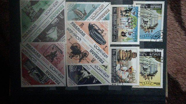 Clasoare timbre vechi 1960-1970