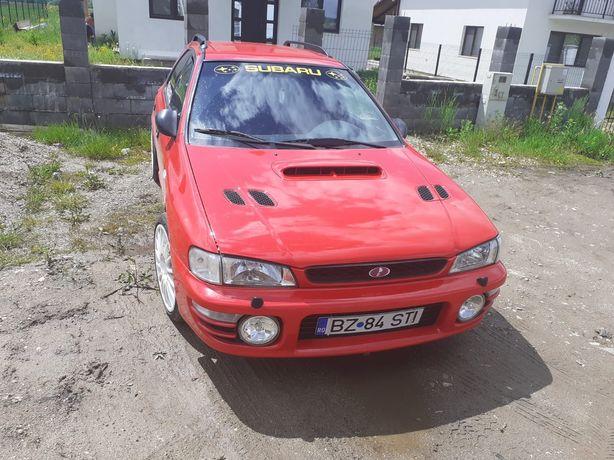 Subaru Impresa STI