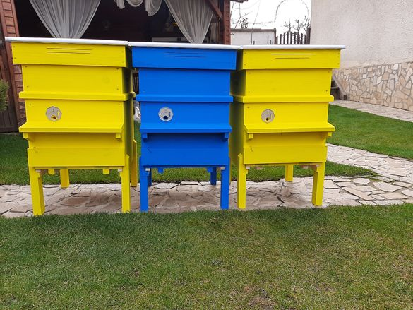 Изработка на Пчелни кошери
