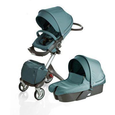 Количка Stokke Xplory V3 baby blue