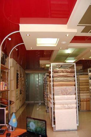 Самые выгодные цены и условия! Натяжные потолки Браво в Костанае!
