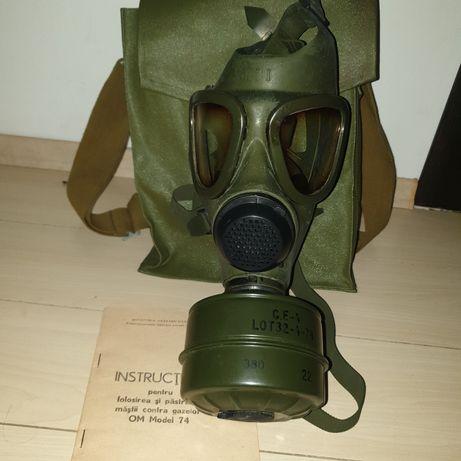 Masca de gaze militara md 74 noua