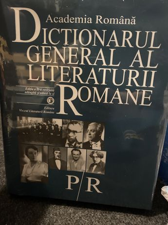 Dictionarul general al literaturii romane P/R