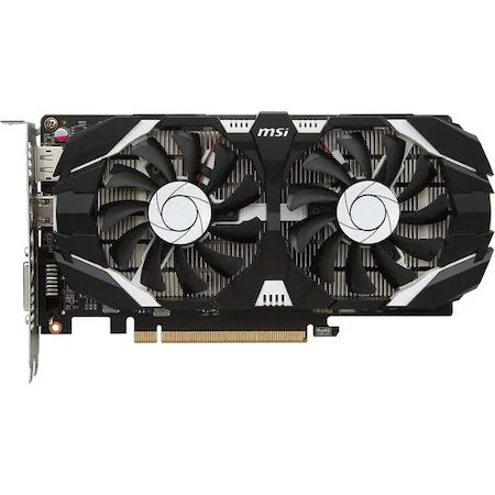Placa video MSI GTX 1050 2GT OCV1, 2GB DDR5, 128-bit