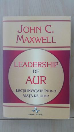 Leadership de Aur. John C. Maxwell