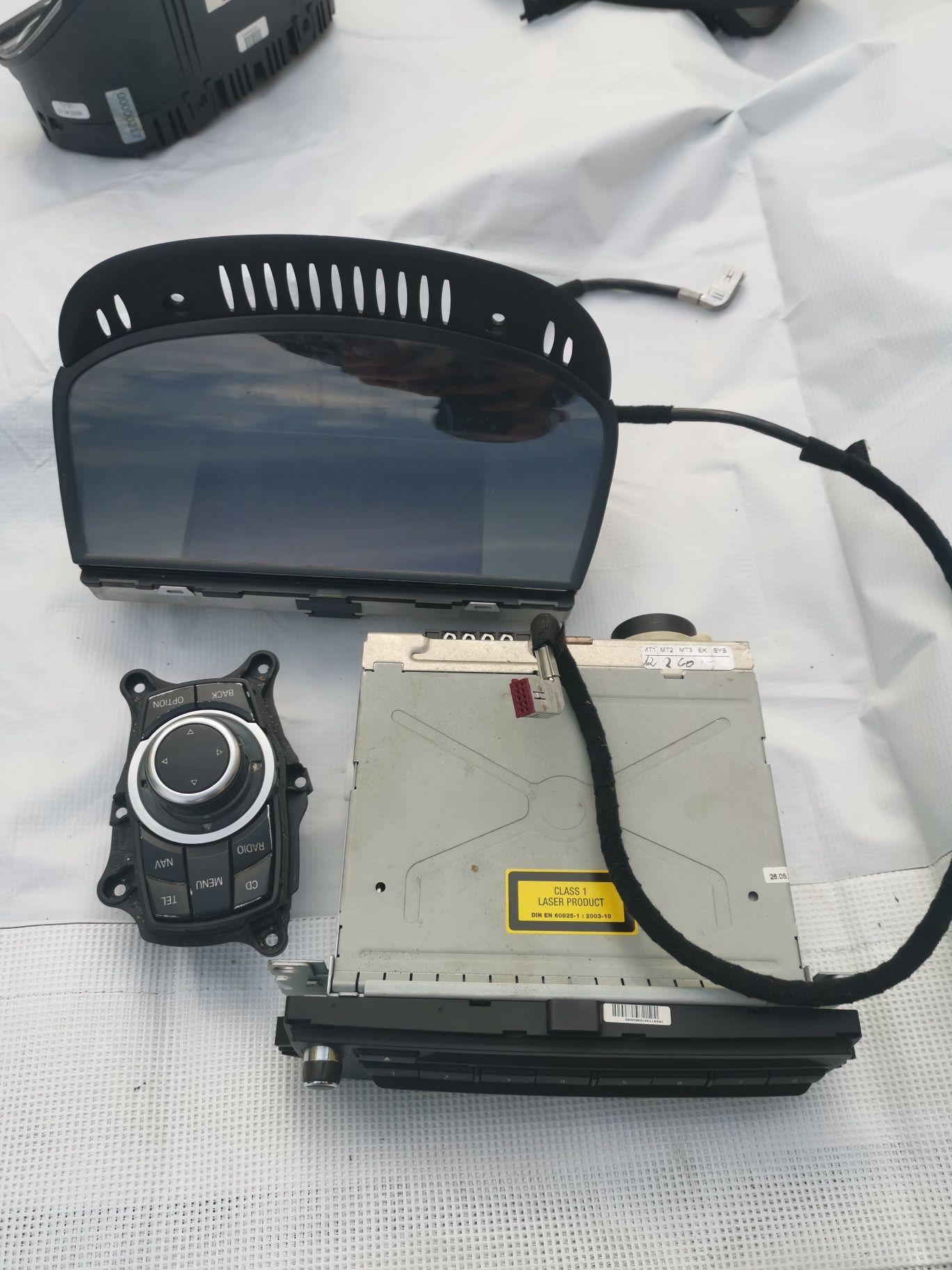 Навигация bmw e90 e91 e92 e93 mask2 cic контролер и ccc екран