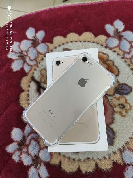 iPhone 7 256G 4G LTE ёмкость аккумулятора 77 % доставка есть