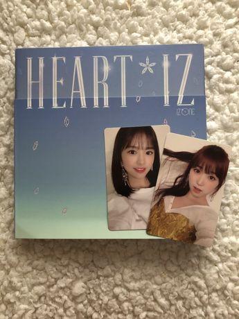 Album Heart*IZ IZ*ONE (KPOP)