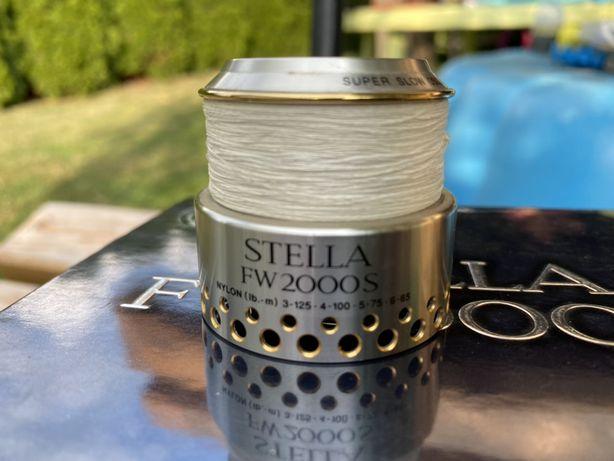 Tambur mulineta Shimano Stella