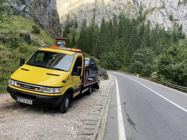 Tractări VLD Auto Botosani Non-stop Dorohoi, Saveni, Bucecea,Vorona