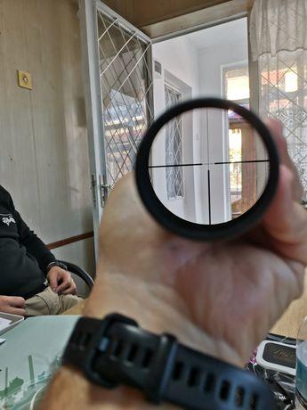 Nikon monarh 7.     1-4x24.