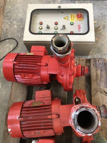 Pompe automatizate hidranți