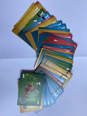 Свежите супергерои карти 0,25 лв за брой