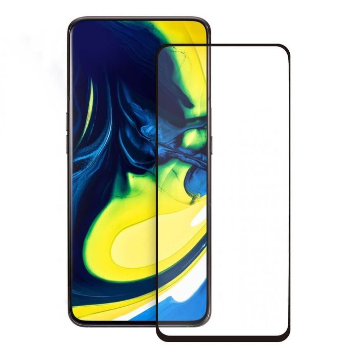4D, 5D стъклен протектор Samsung Galaxy A6, A6+, A8, A9, J6, J6+, A50,