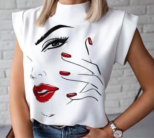 Елегантна женска тениска