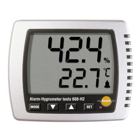 Промышленный Гигрометр-Термометр Testo 608 H1. Новые.