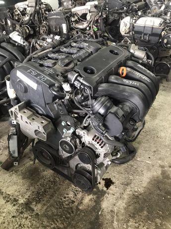Двигатель BLR 2.0 FSI Volkswagen Passat B6, Golf 5, Touran