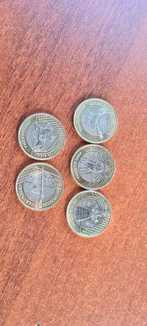 Продам монеты коллекционые