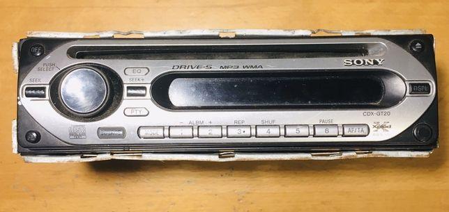 Sony Mp3 CD player auto - radio - fata detasabila