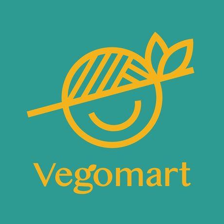 Продам бизнес Vegomart.kz. Доставка продуктов.