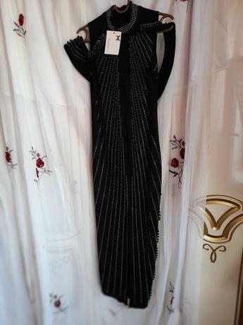 Турецкое новое вечерное платье подойдет на 42,44 размер
