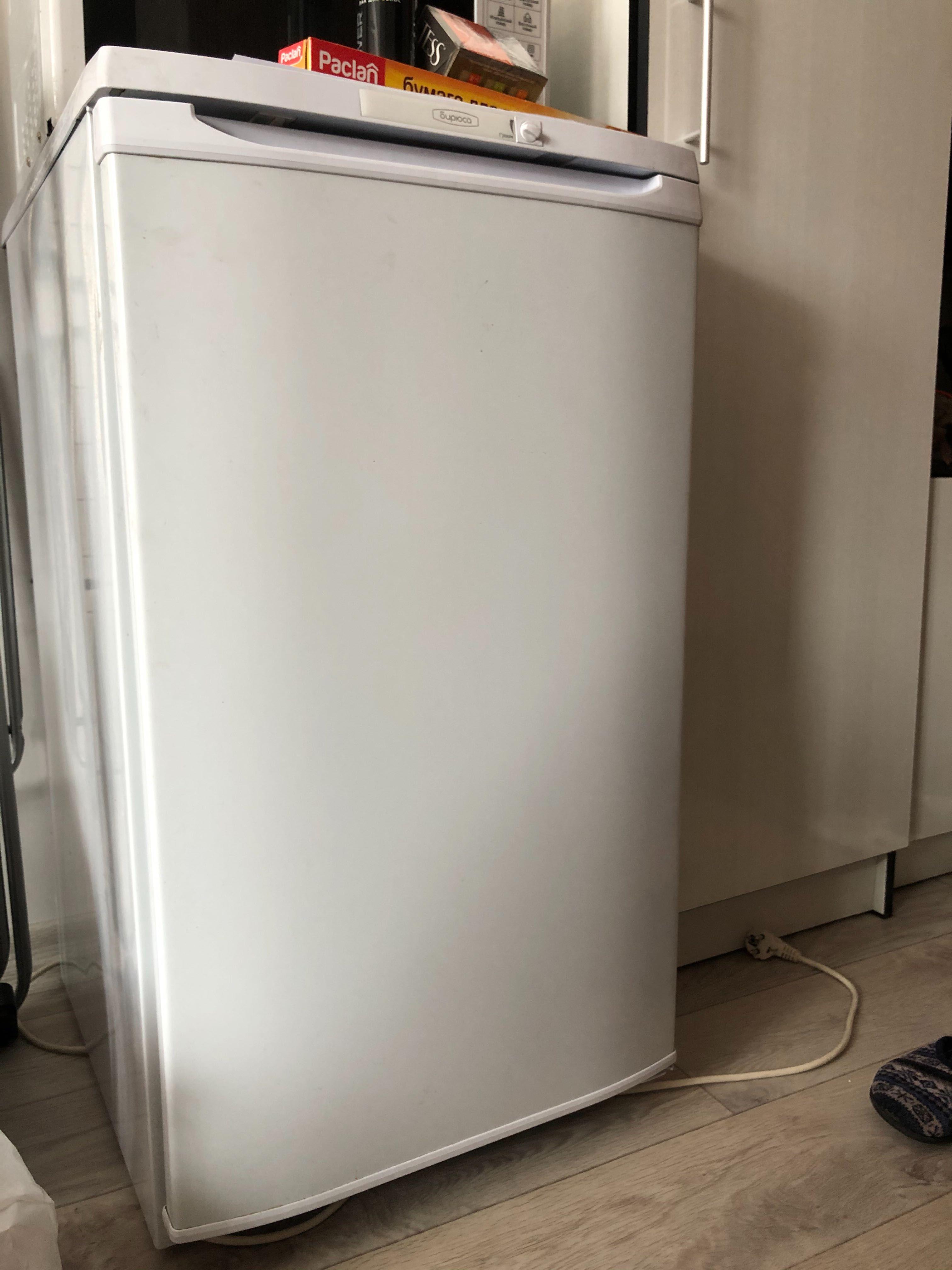 Бирюса 108 холодильник