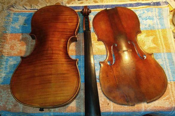 Професионални ремонти на цигулка,виола,виолончело