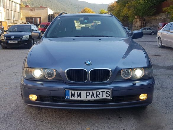 BMW E39 530d 193к.с. автоматик комби НА ЧАСТИ!