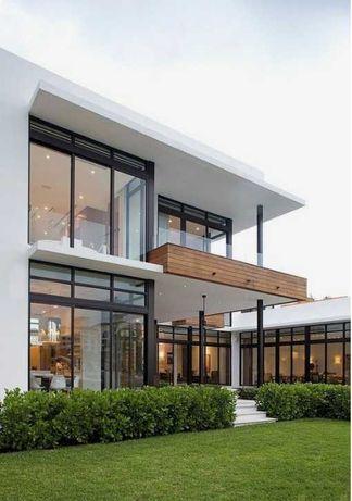 Дизайн фасада. Экстерьер.