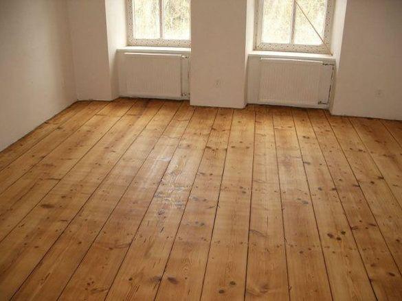 Монтаж на дървени подови настилки - дюшеме