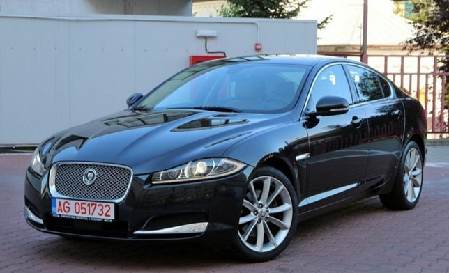 Jaguar XF POSIBILITATE RATE Km. 77.500 Distronic+Camera+Bi Xenon+Piele