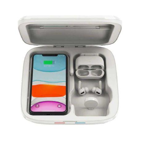 Sterilizator UV Telefon Mobil, Casti, Ceas Smart