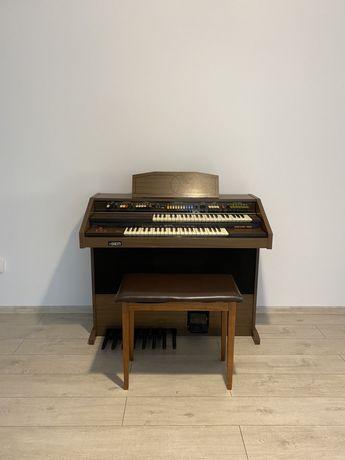 Pianina orga electronica GEM Wizard 329 Leslie