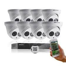 Camere video / Supraveghere Video / TVCi / Videointerfon / Hikvision